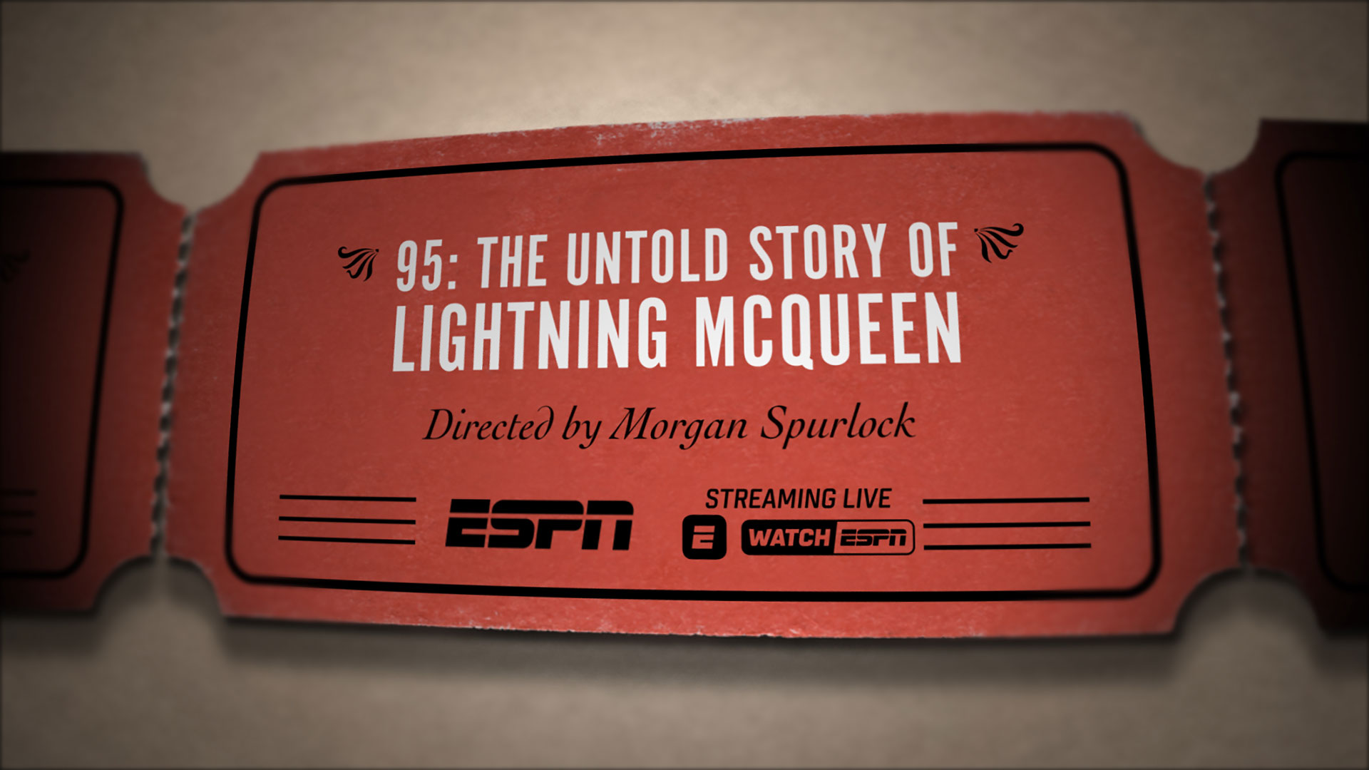 The Untold Story Of Lightning McQueen